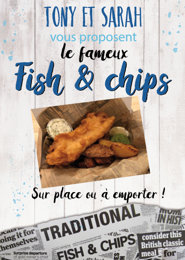 Flyer fish & chips